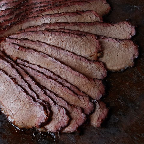 Sliced Brisket, 2 lbs.