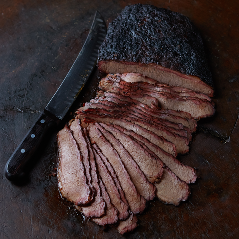 Sliced Brisket, 4 lbs.