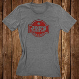 Joe's Kansas City Bar-B-Que Red Logo T-Shirt, Joe's Kansas City Bar-B-Que, Joe's KC, BBQ, Barbecue, Kansas City, Ship BBQ