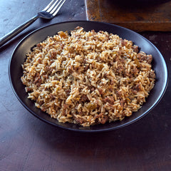 Dirty Rice, 2 lbs., Joe's Kansas City Bar-B-Que, Joe's KC, BBQ, Barbecue, Kansas City, Ship BBQ