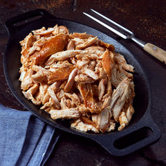 Pulled Chicken Breast, 1 lb., Joe's Kansas City Bar-B-Que, Joe's KC, BBQ, Barbecue, Kansas City, Ship BBQ
