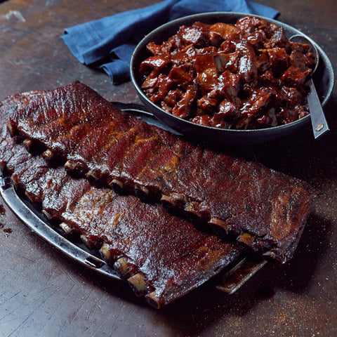 Ribs & Smokie Joe - Family Size