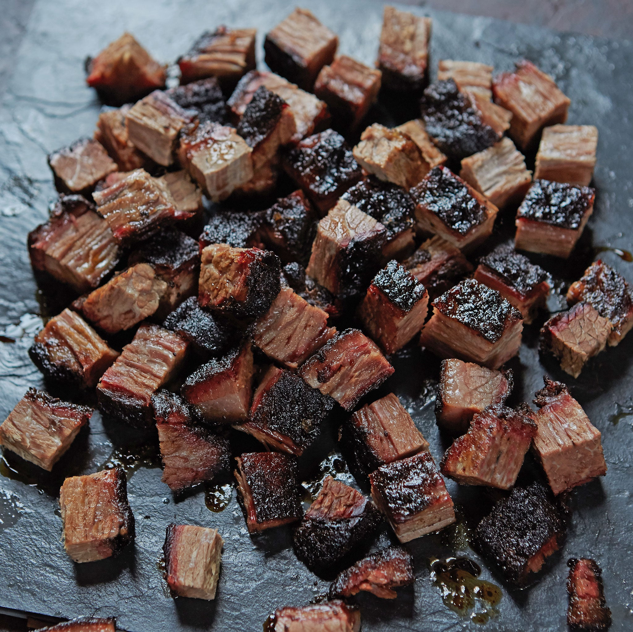 Burnt Ends, 2 lbs.