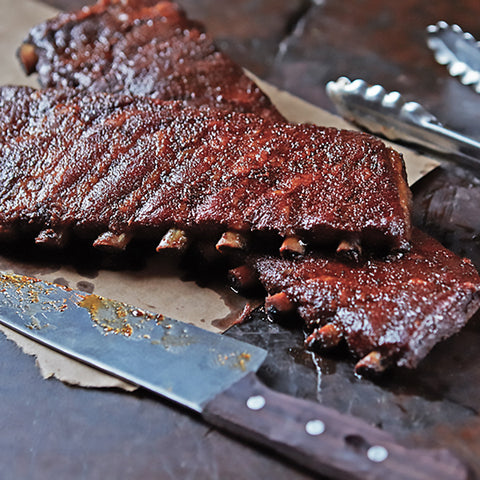 Two Slabs of Ribs