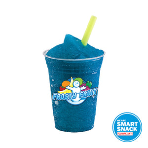 Blue Raspberry Slushy | Frosty Fruit