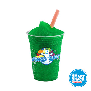 Green Watermelon Slushy - Frosty Fruit
