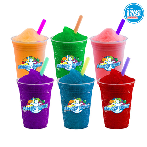 Mixed Case of Slushy - Frosty Fruit