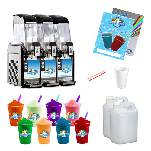 Frosty Fruit Starter Kit Large | Frosty Fruit