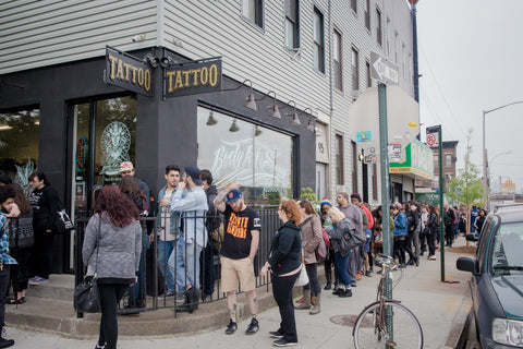 Brooklyn Tattoo Apprenticeship Workshop Seat Reservation for Sunday, June 25th!