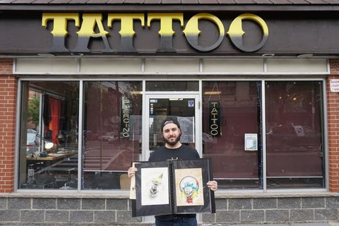 Jersey City Tattoo Apprenticeship Workshop Seat Reservation for Sunday, June 25th!