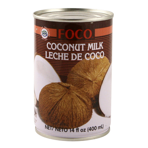 Foco Coconut Milk 24 x 13.5 oz