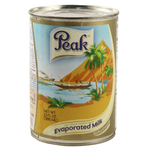 Peak Evaporated Milk - Lg 48 x 410 g