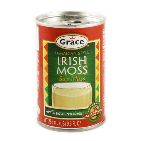 Grace Irish Moss Sea Moss - 24 x 9.6 oz
