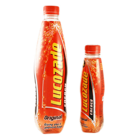 Lucozade - Reg  Small  24 x 380 ml