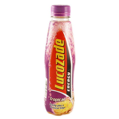 Lucozade - Tropical  24 x 380 ml