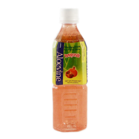 Alovine - Pomegranate Drink- Sm 20 x 16.9 oz