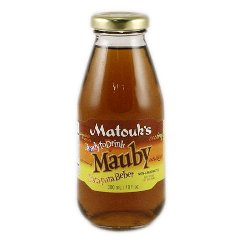 Matouk's Ready-to-Drink Mauby Drink 24 x 10oz