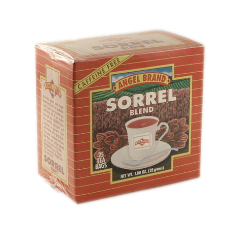 Angel Brand Tea - Red - Sorrel 12 x 25 Bags