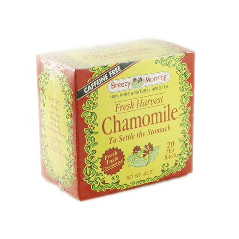 Breezy Morning - Chamomile 12 x 20 Tea Bags
