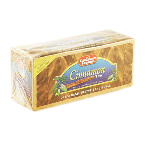 Caribbean Dream Tea - Cinnamon 24 x 24 Bags