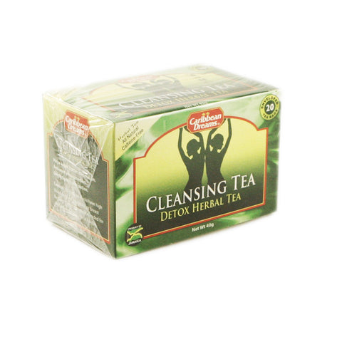 Caribbean Dream - Cleansing Tea 12 x 20 Bags