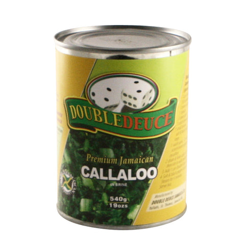 Double Deuce - Callaloo  24 x 19oz