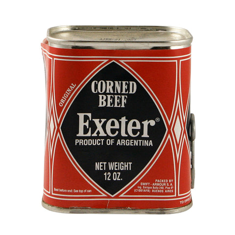Exeter - Corned Beef  24 x 12 oz