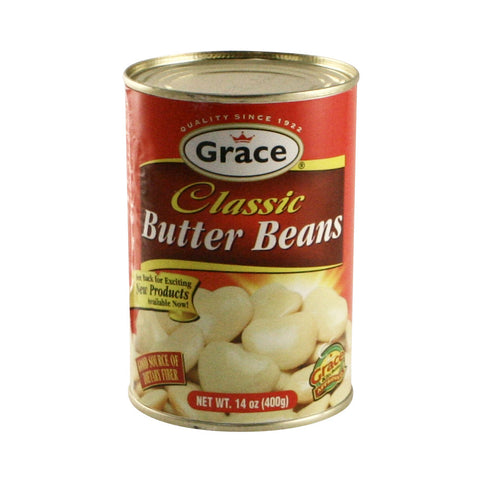 Grace - Butter Bean - 24 x 400g