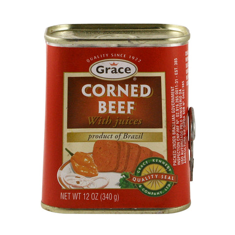 Grace - Corned Beef 12 x 12 oz
