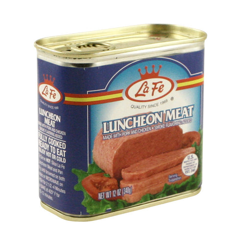 La Fe - Luncheon Meat  24 x 12 oz
