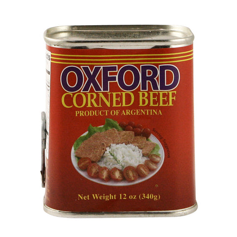 Oxford - Corned Beef  24 x 12 oz