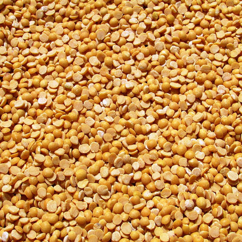 Yellow Split Peas - 100 Lbs