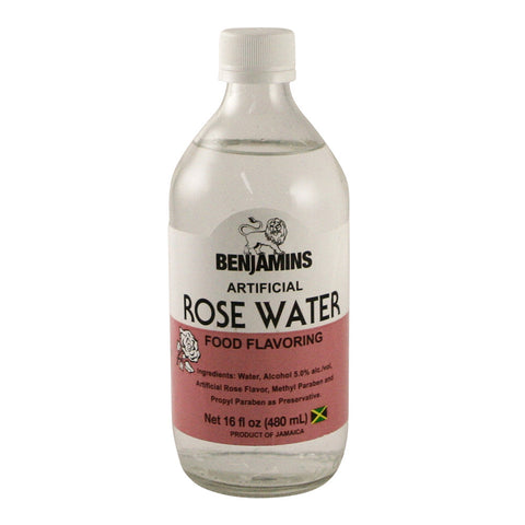 Benjamins Essence - Rose Water   24 x 16 oz