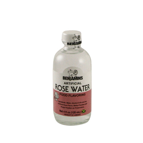 Benjamins Essence - Rose Water   24 x 4 oz