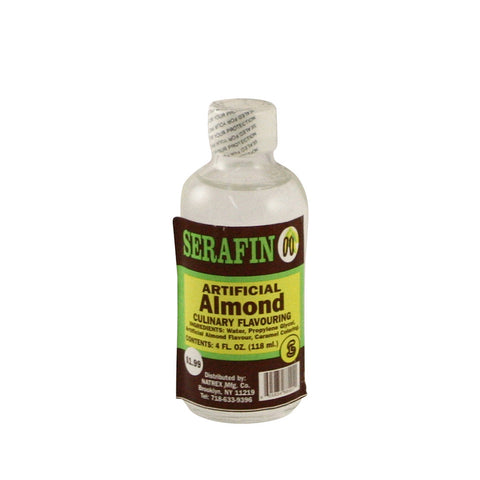 Serafin Essence - Almond   24 x 4 oz