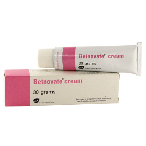 Betnovate Cream 10 x 30 g (UK)