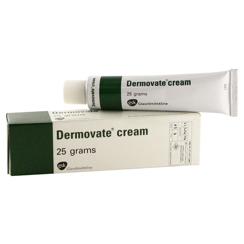 Dermovate Cream 10 x 25g