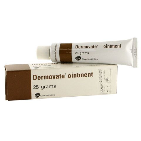 Dermovate Ointment 10 x 25g