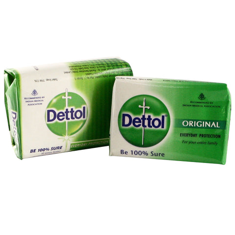 Dettol Soap Sm 12 x 75g (Original)