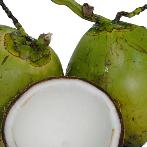 Fresh Green Coconut