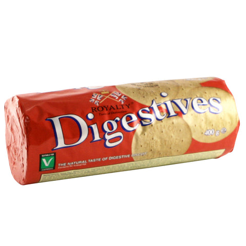 Royalty Digestive Biscuit 20 x 400g