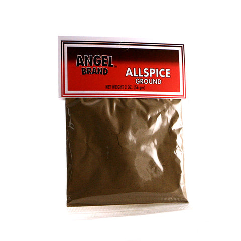 Angel Brand Allspice Ground 24 x 2 oz Pkg