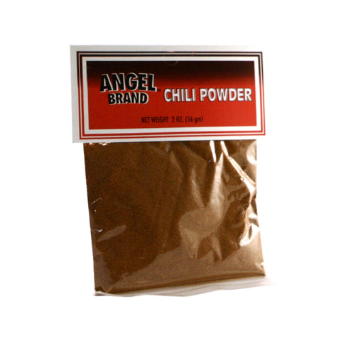 Angel Brand Chili Powder 24 x 2 oz Pkg