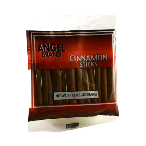 Angel Brand Cinnamon Stick 48 x 1.5 oz Pkg