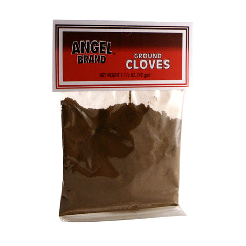 Angel Brand Cloves - Ground 24 x 1 1/2 oz Pkg