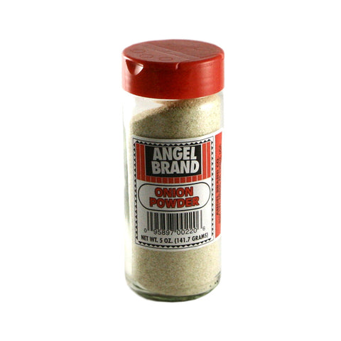 Angel Brand Onion Powder 24 x 5 oz Bottle