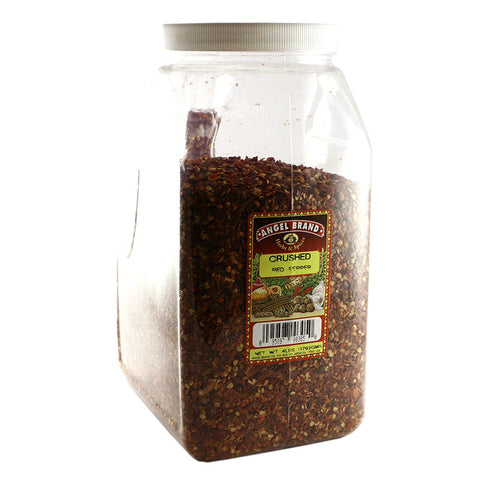 Angel Brand Crushed Red Pepper - X L 4 lb