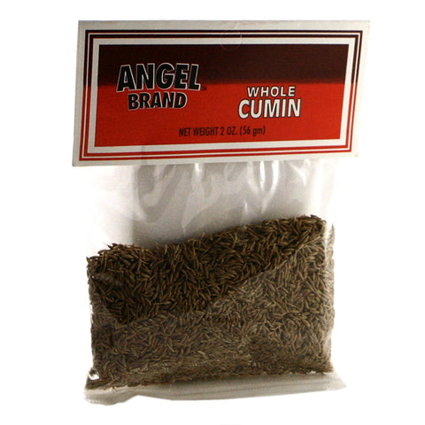 Angel Brand Cumin Whole 24 x 2 oz Pkg
