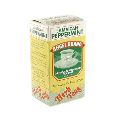 Angel Brand Tea - YW - Jamaican Peppermint 12 x 24 Bags