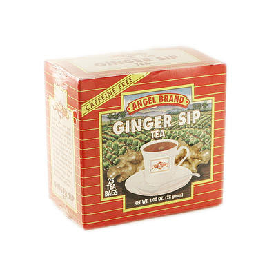 Angel Brand Tea - Red - Gingersip 12 x 25 Bags